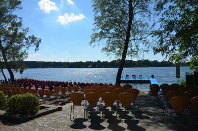 Serenade am See, Foto Haus des Gastes