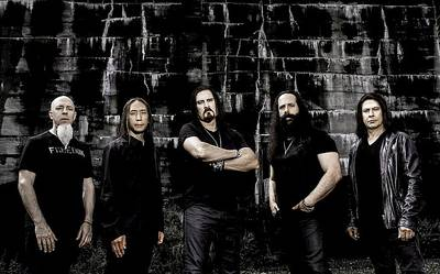 Hohentwielfestival Dream Theater. (© Mark Maryanovich)