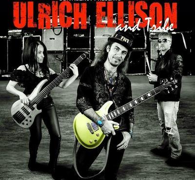 BluesClubChiemgau prsentiert Ulrich Ellison mit Band in Rimsting am Chiemsee