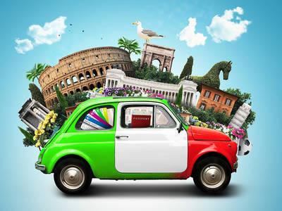 Bella Italia - Eine musikalische Reise durch Italien