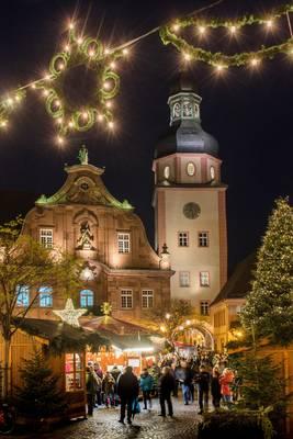 Interner Link zur Veranstaltung: Ettlinger Sternlesmarkt in der Altstadt - Sternenschön und Märchenhaft