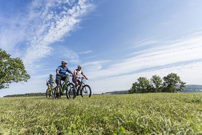 Ride & Gym Geführte Mountainbike-Tour ca. 15 Kilometer
