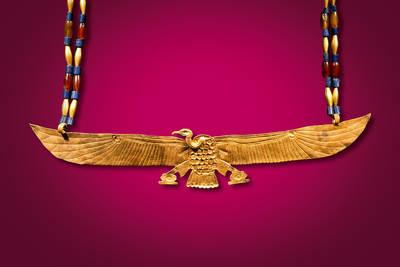 PharaonenGold  3.000 Jahre altägyptische Hochkultur. (© UNESCO Weltkulturerbe Völklinger Hütte)