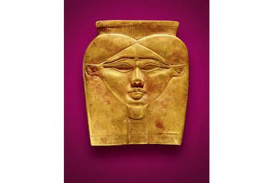 PharaonenGold  3.000 Jahre altägyptische Hochkultur. © UNESCO Weltkulturerbe Völklinger Hütte