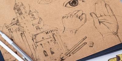 Interner Link zur Veranstaltung: Zeichenkurs für Anfänger