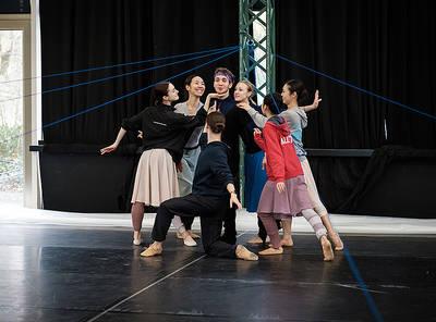 Interner Link zur Veranstaltung: Ballett: Zukunft braucht Herkunft