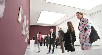 Kunsthalle - Am Werk