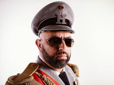 Serdar Somuncu - GröHaZ  Der größte Hassias aller Zeiten - neuer Termin folgt