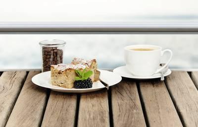 Kaffee-Kränzchen. (© Bodensee-Schiffsbetriebe GmbH )