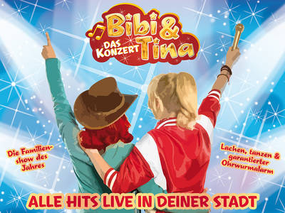 Bibi & Tina - Das Konzert 2020