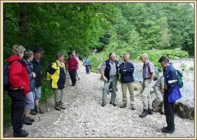 Advents - Wanderung mit dem Schwarzwaldverein