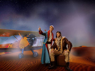Der kleine Prinz - Das Musical von Deborah Sasson und Jochen Sautter