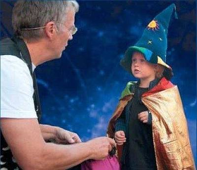 Zauberhafte Momente mit  Magier Fedor Lantzsch