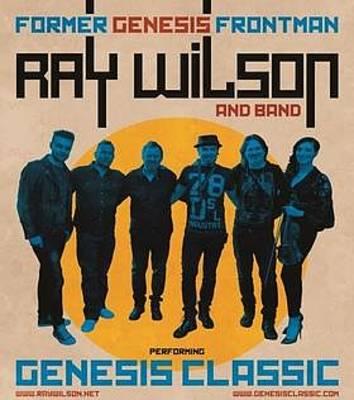 Interner Link zur Veranstaltung: Ray Wilson and Band