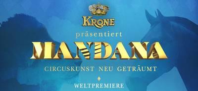 Interner Link zur Veranstaltung: Circus Krone ? ?Mandana - Circuskunst neu geträumt?