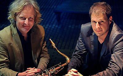 Interner Link zur Veranstaltung: Jazz Night 25 ? Peter Lehel & Thomas Siffling
