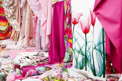 Interner Link zur Veranstaltung: Stoffmarkt Holland