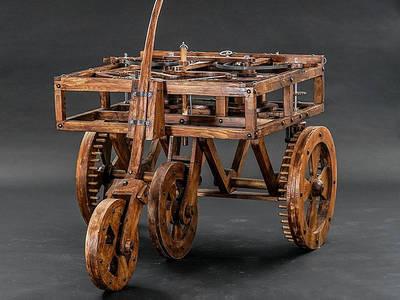 EX MACHINA  Leonardo da Vincis Maschinen zwischen Wissenschaft und Kunst