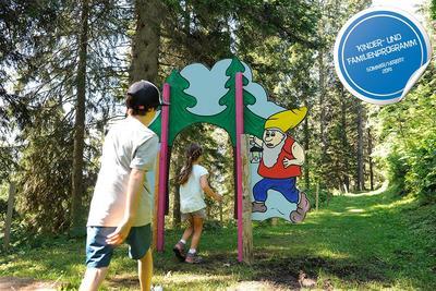 Kindernachmittag Geführte Zwerg-Bartli-Wanderung