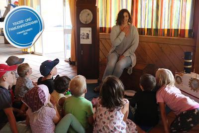 Kindernachmittag Märchen- und Erzählstunde mit Beatrix Künzli