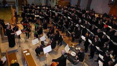 Interner Link zur Veranstaltung: Händel Trauerkantate zum Totensonntag
