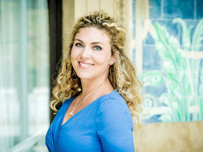 Annette Dasch, sopran0Klaus Weddig. (© Annette Dasch, sopran0)