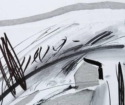 Ausstellung: IMI Wünsche & Stefanie Bourgeois-Forster - vorwiegend Malerei in Pastell