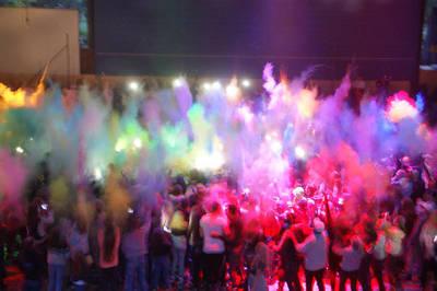 Interner Link zur Veranstaltung: Coloured Opening Party im Polarion