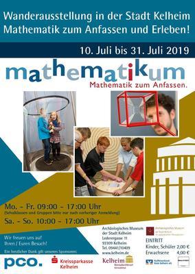MATHEMATIKUM - Mathematik zum Anfassen