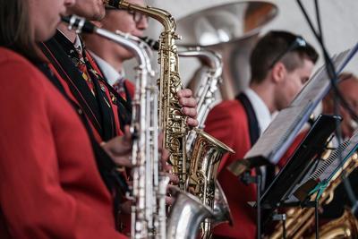 Annual concert of the music society Matterhorn Zermatt