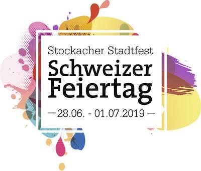 Stadtfest Stockach - Schweizer Feiertag