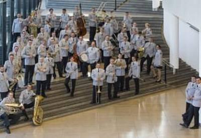 Benefizkonzert mit dem Heeresmusikkorps Ulm. (© Bundeswehr)