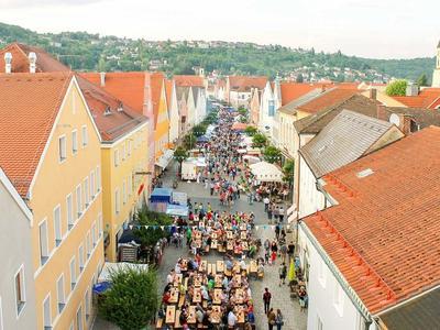 Kreisstadtfest Kelheim