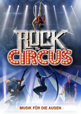 Rock the Circus - Musik für die Augen. (© Reset Production e.K.)