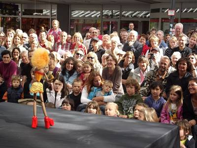 Interner Link zur Veranstaltung: Internationales Straßentheaterfestival