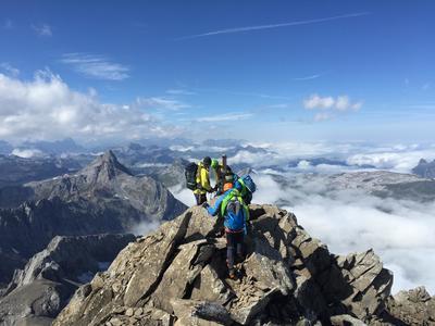 Bergtour Vrenelisgärtli