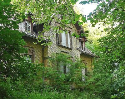 Englischer Garten beim Eisenwerk der Gebrüder Kraemer