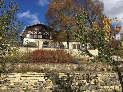 Herbst im Kulturlandschaftszentrum Haus Lochfeld.