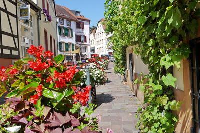 Altstadt von Blieskastel. (© Saarpfalz-Touristik, Wolfgang Henn)