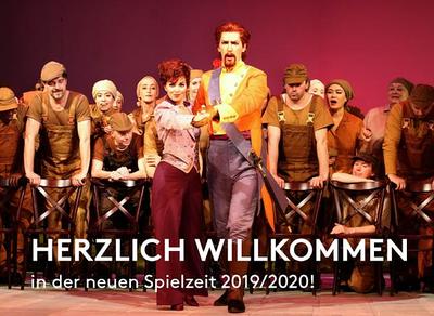 Interner Link zur Veranstaltung: Das Theater Pforzheim stellt sich vor!