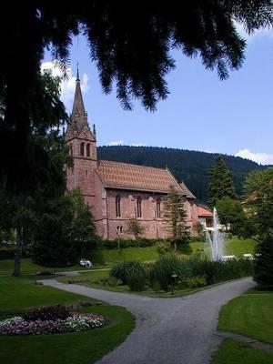 Interner Link zur Veranstaltung: 125 Jahre Evnag. Kirche in Höfen - Sommerfest