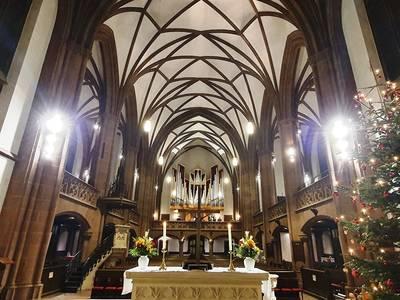 Weihnachten in der DreikönigskircheCornelia Kops. (© Christmas Choral Concert)