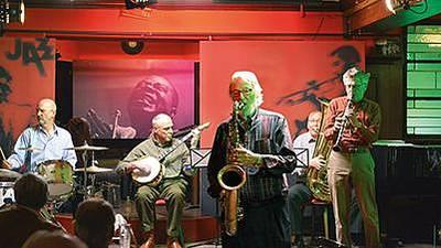 Interner Link zur Veranstaltung: Classix Jazz Quintett