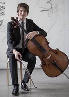 Interner Link zur Veranstaltung: FORUM JUNGER KÜNSTLER - Violoncellorezital mit Andreas Schmalhofer