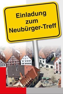 Wochenmarkt -  Neubürger Herzlich willkommen in Pfullendorf