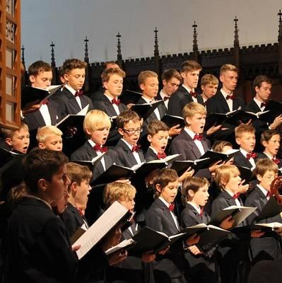 Interner Link zur Veranstaltung: Weihnachtskonzert der Aurelius Sängerknaben