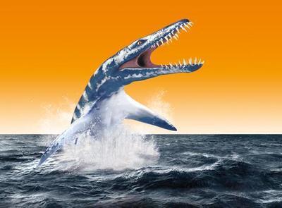SAURIER - Giganten der Meere