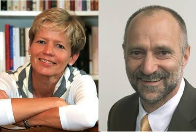 Bücherlese 2019 mit Christel Freitag und Wolfgang Nies