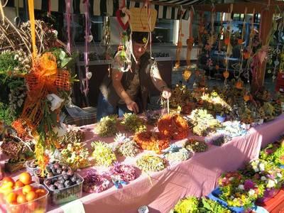 Sommermarkt der Landfrauen