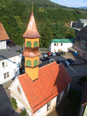 ABGESAGT Jubiläumsfest im Kirchl Obertsrot